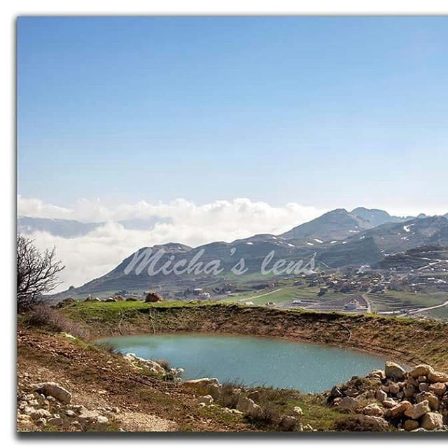 Visit my profile to c the panoramique view of Akoura ...  lebanonbylocal ...