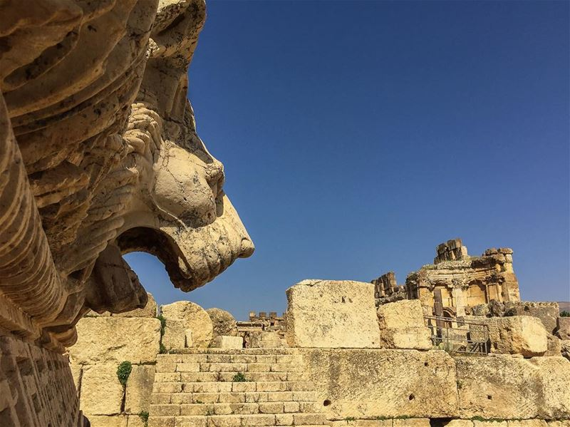 A Shadow of Itself. At its peak, Heliopolis of Phoenicia (for there were... (Baalbek, Lebanon)