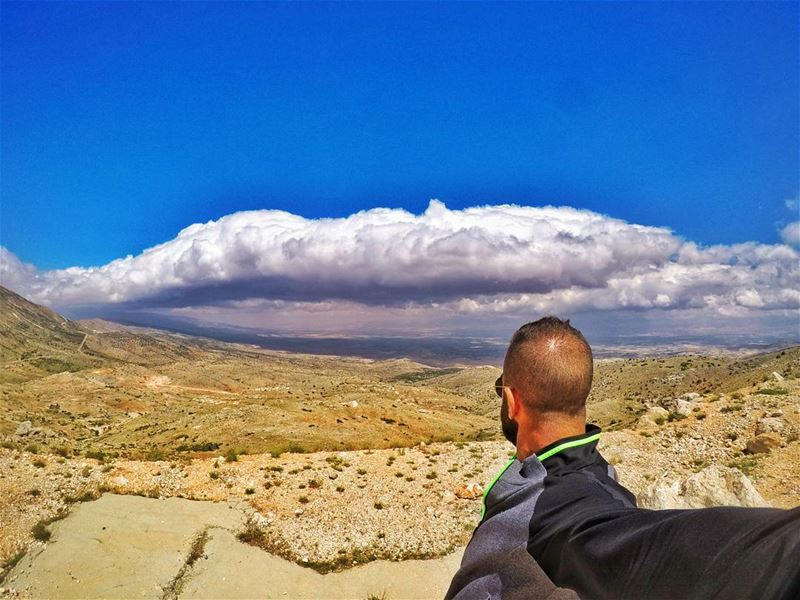 Zahle under the clouds  goprome  yallagopro goproleb  livelovelebanon ...