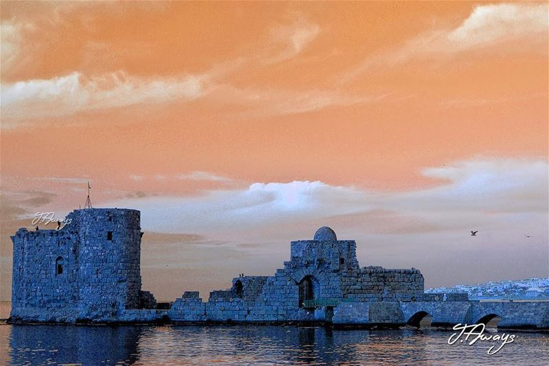 """Rocks in my path? I keep them all. With them I shall build my castle.""... (Saida The Sea Castle)"