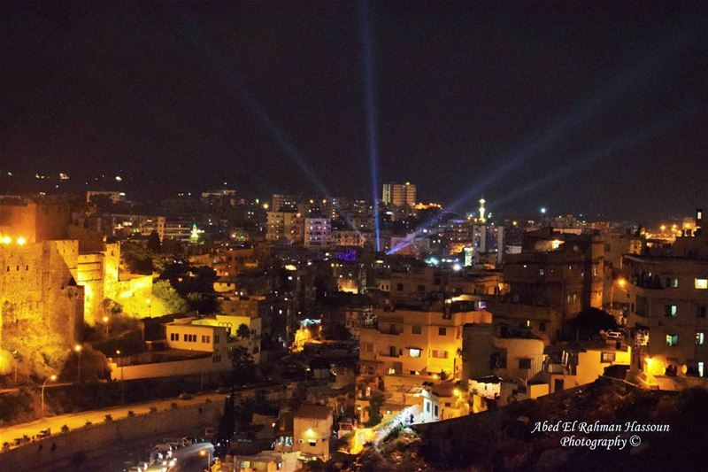 Come to celebrate this month festivities in the old city of Tripoli,... (Tripoli, Lebanon)