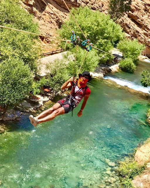 Live your  adventure at  assiriver by @raftinginlebanonclub @mustaphamakhou