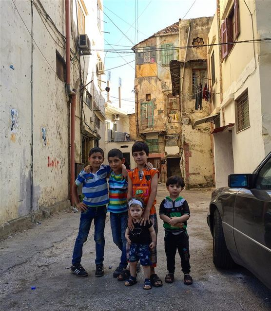 The priceless love of a family raised in the old streets of Tripoli. kids... (طرابلس)