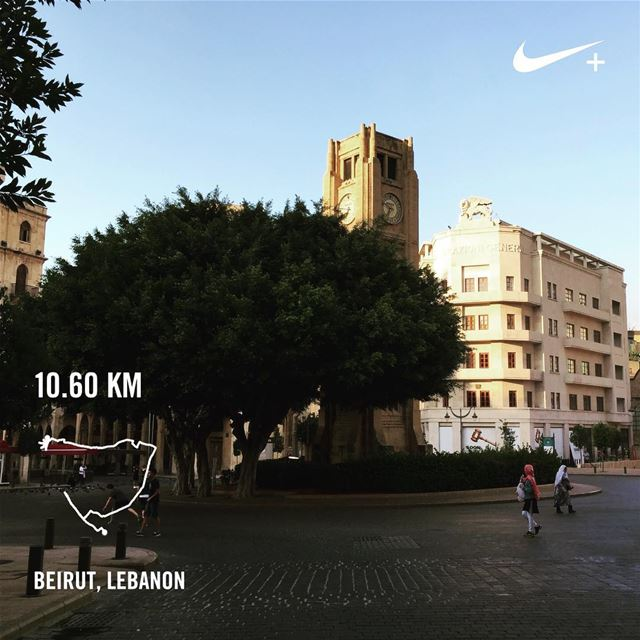 There is no finish line!  keeprunning  runningcommunity  beiruncrew ... (Beirut, Lebanon)