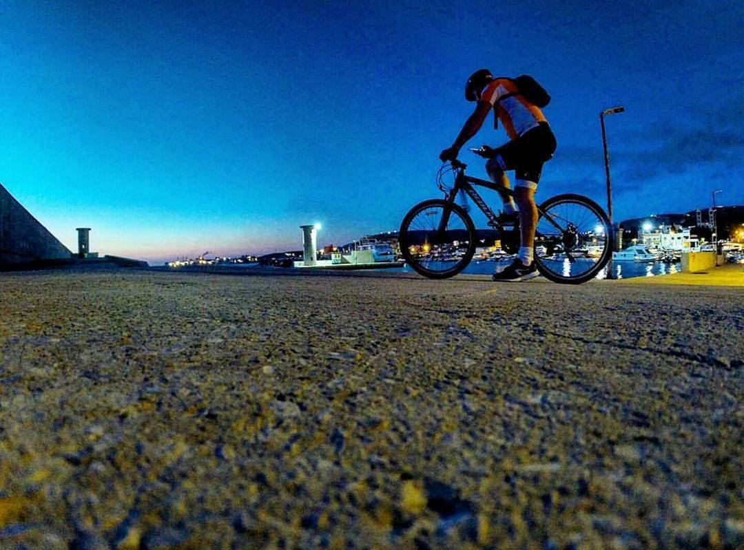 batroun  bicycle  bicycling  cycling  sport  mina  marina  batrounbeach ... (Mina-batroun)