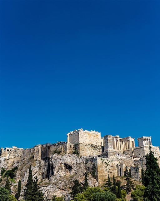 So, You Know You've Been in Lebanon Too Long. The first time I saw the... (Acropolis - Ακρόπολη)