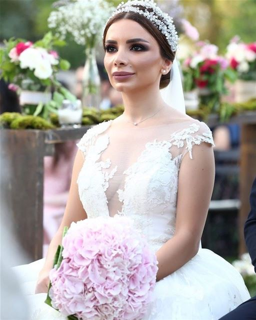 wedding season bride summer lebanon love him nature outdoor flowers @danyk