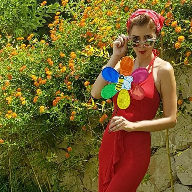 When you go  50s style !  vintagefashion  red  vintage  retro  beach ... (Laguava)