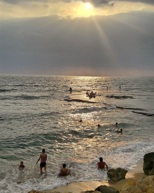 Live Love our Sea 🌅🌅🌅  LiveLoveTripoli  LiveLoveElMina   TripoliLB ... (Al Mina', Liban-Nord, Lebanon)