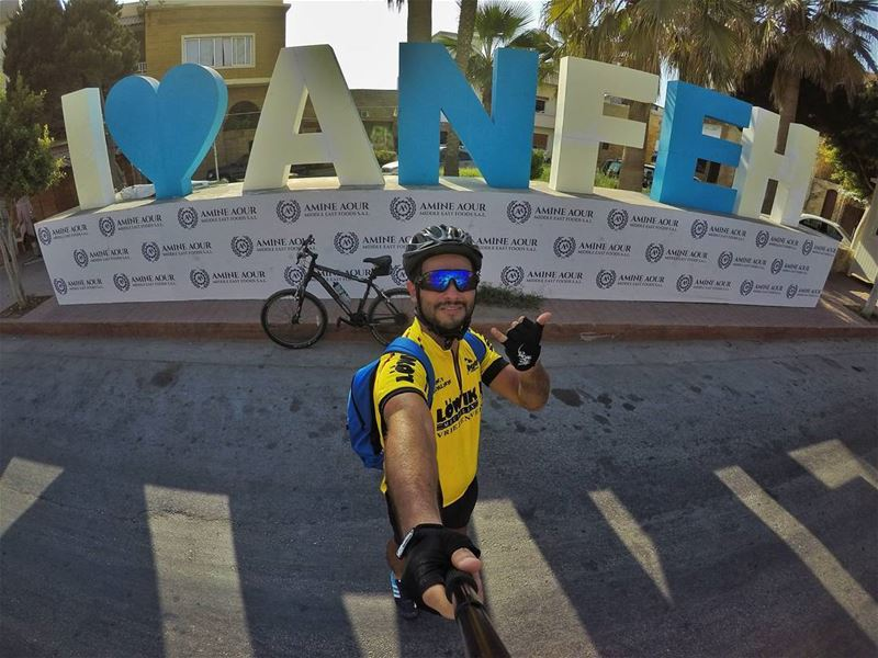 Ride to Anfeh liveloveanfeh  cycling  cyclelife  ridelife  biking  bike ... (Anfeh, Lebanon)