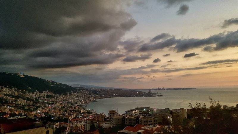 lebanon  jounieh  livelovejounieh  photographer  photography  sunset  ... (جونية - Jounieh)