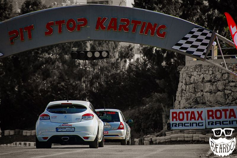 Renault Sport Club Lebanon All Star Speed Test 2.0•••• renaultsports ... (Pit Stop Cafe)