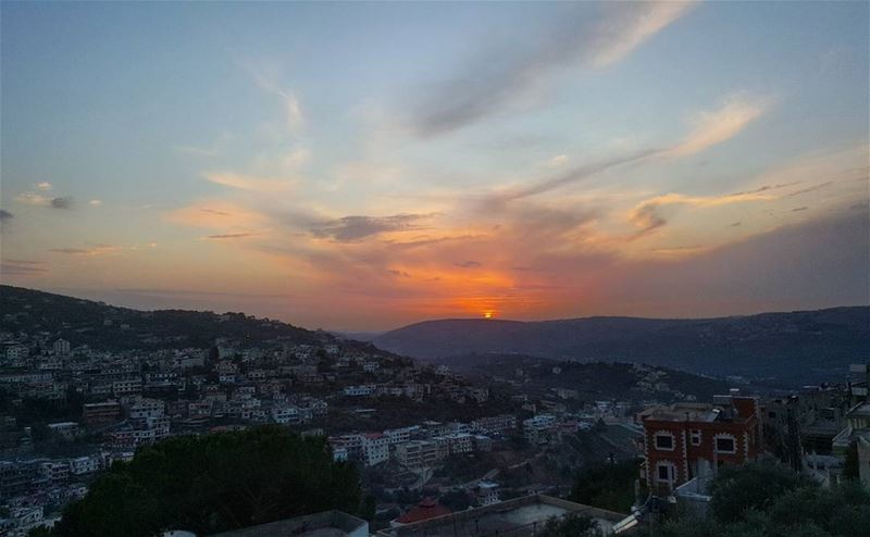 sunset  sunsetview  sunset_ig  sunlight  sunsets  sunsets_oftheworld ... (Hasbaya)