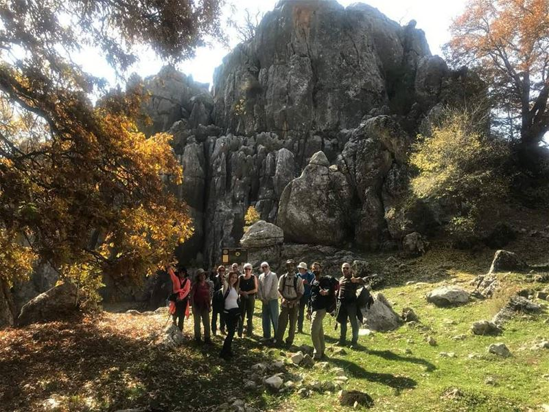 Just skip work and go for a hike in  JabalMoussa! livelovejabalmoussa ...