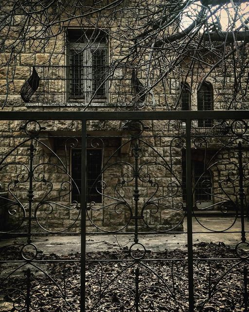 abandoned ....... abandonedplaces  abandonedhouse  old ... (Lebanon)