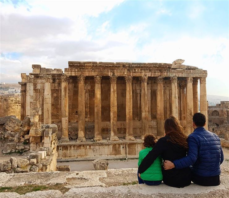 """The world is big and I want to have a good look at it before it gets dark"" (Baalbek, Lebanon)"