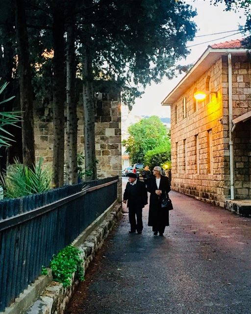 Live your life and forget your age 🌳👫🌳 ....... picoftheday ... (Byblos, Lebanon)