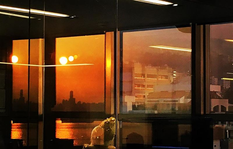 beirut  reflection ... (Audiovision Studio)