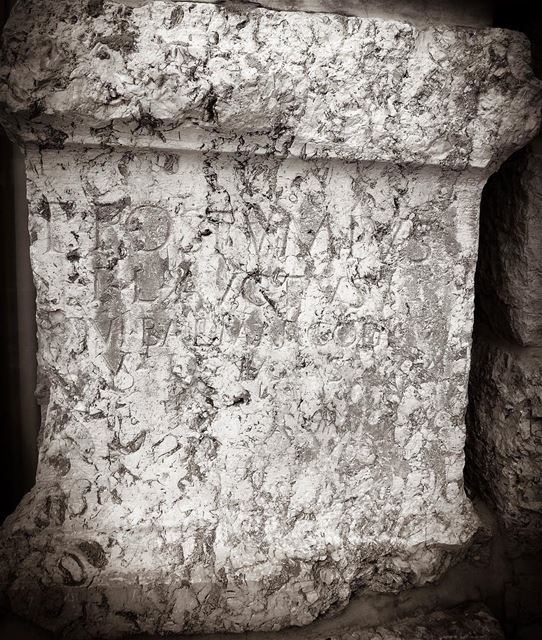 A Message from History..Marcod, also known as Baal-Marqod (Lord of the... (Beit Meri, Mont-Liban, Lebanon)