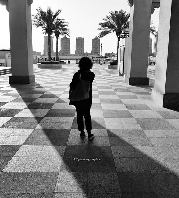 The only abnormality is the incapacity to love ... * bnw  bnw_captures ... (The Pearl Qatar)