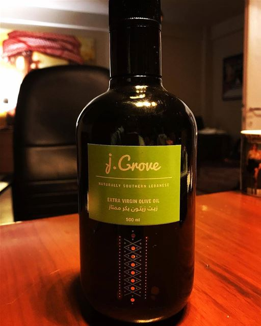 Thank you @alextohme hope you enjoyed it! 🍈 😊 jGrove  EVOO  ExtraVirgin...