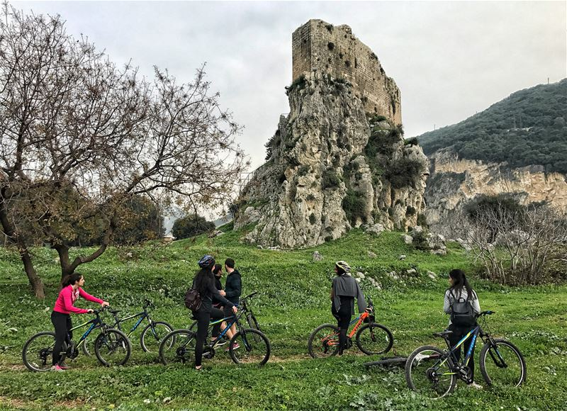 About this week private touristic tour @routeslb 🚴 routes  tourism ... (Batroûn)