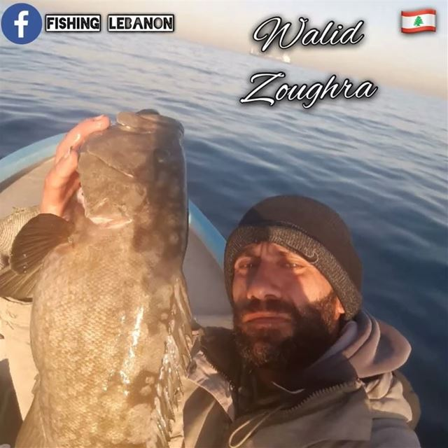 @walidzoughra @fishinglebanon - @instagramfishing @jiggingworld @whatsupleb (Beirut, Lebanon)