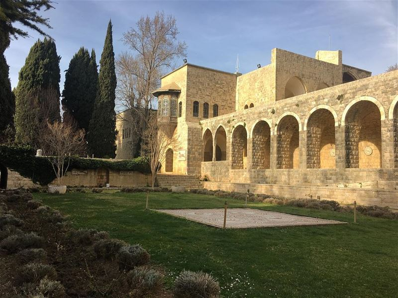 Hidden gems of Beiteddine Palace hiddengem  hiddenplace  beiteddine ... (Beiteddine Palace)