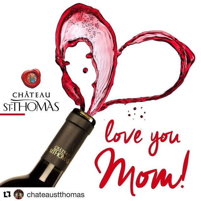Happy Mother's Day  Repost @chateaustthomas with @get_repost・・・Love you...