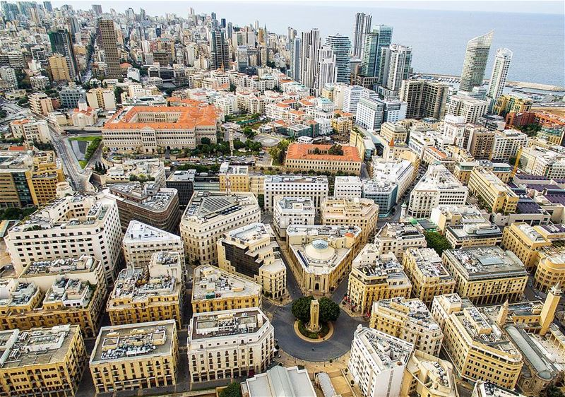 The center of all powers📍Beirut, Lebanon..━ ━ ━ ━ ━ ━ ━ ━ ━ ━ ━ ━ ━ ━... (Beirut, Lebanon)
