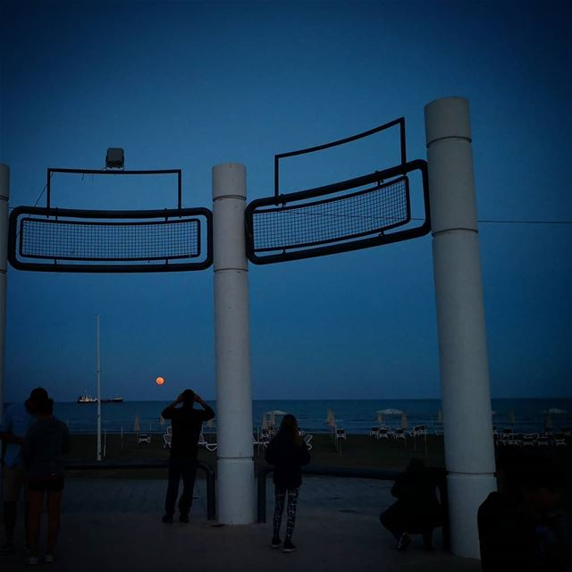 St Lazarus day in -  ichalhoub in  Larnaca  Cyprus shooting the  moon with... (Larnaca, Cyprus)