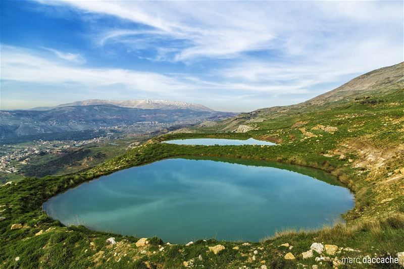Life is only a reflection of what we allow ourselves to see. .......... (Falougha, Mont-Liban, Lebanon)