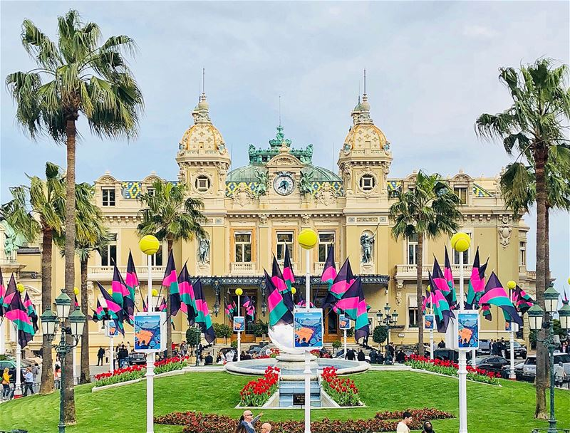 I tried my luck and I didn't win a penny! Good morning from Monte-Carlo 💰... (Casino de Monte-Carlo)