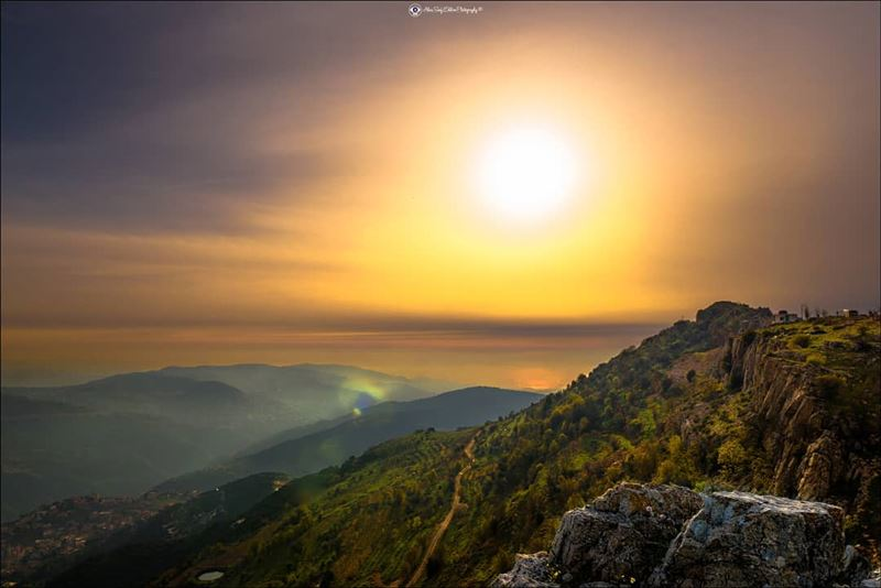 Piece of Heaven it is..... landscapelover  landscape_lover  landscape... (Mount Lebanon Governorate)