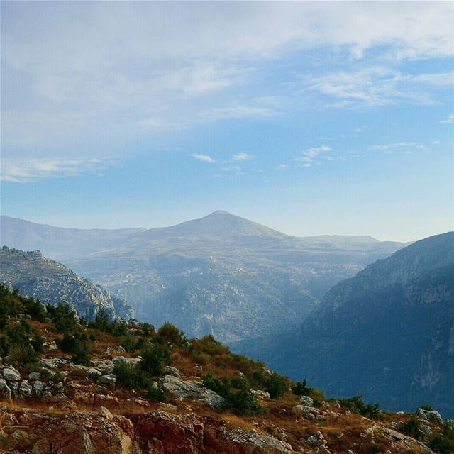 🇱🇧🇱🇧❤❤ mountains  view  adventure  discoverplaces  discoverlebanon ... (Lebanon)