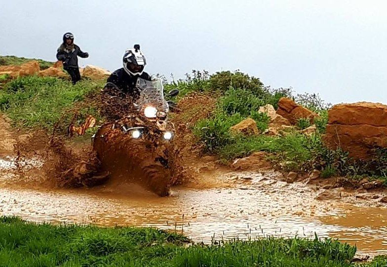From last week offroad training with  bmwmotorradlebanon ............ (Zaarour Club)