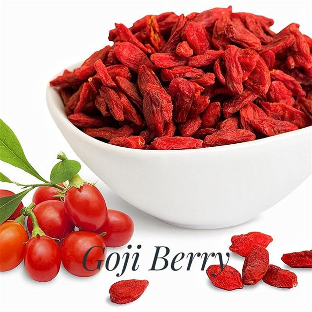 (На русском ⬇️)✅ GOJI BERRYGoji Berry taste like a cross between a... (STAY FIT with EVGENIIA)