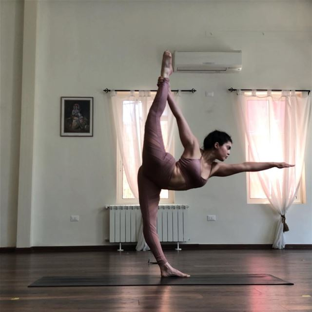 I started my yoga journey with Bikram yoga and quickly started to practice... (Sarvam Yoga)