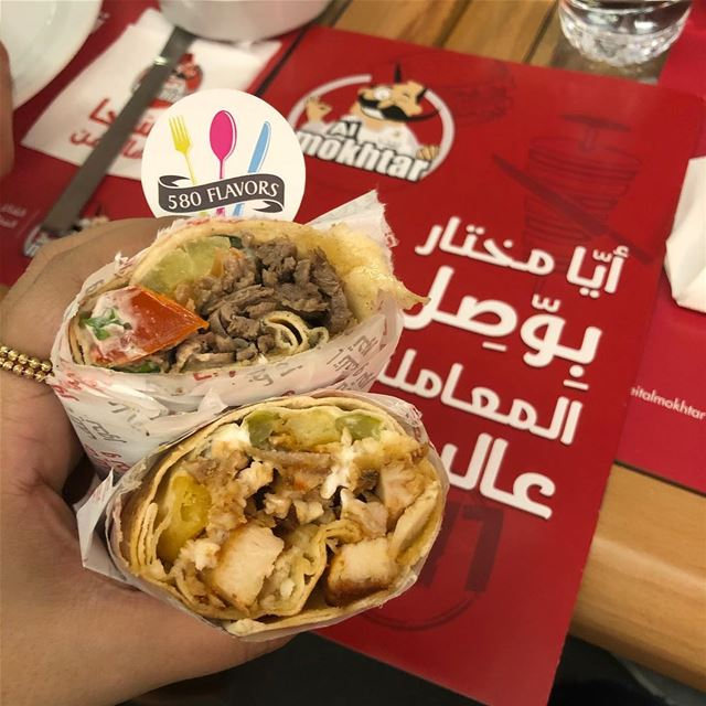 It's time for some shawarma 😍😍 meat or chicken?? @beitalmokhtar  zalka .... (Az Zalqa', Mont-Liban, Lebanon)