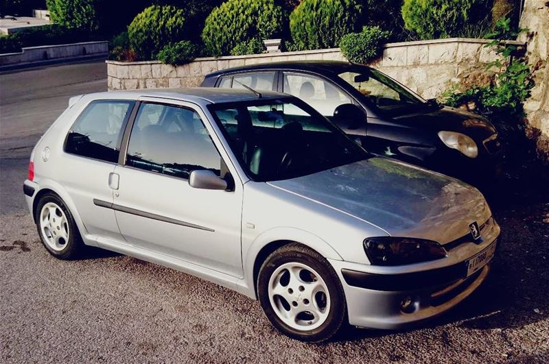 How would you rate it?  peugeot  106  gti  106gti  106s16  psl  lebanon ...