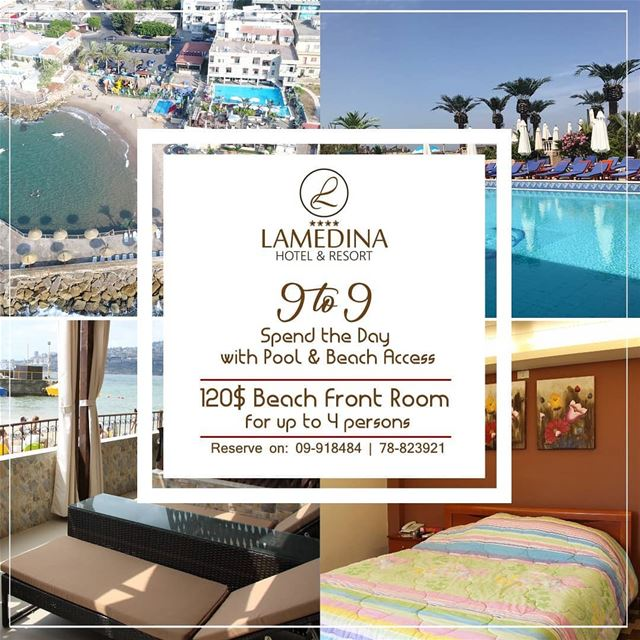 Grab the offer. Reservation is a must 78-823921 | 09-918484 Highlights-... (Lamedina Hotel, Beach Club & Resort)