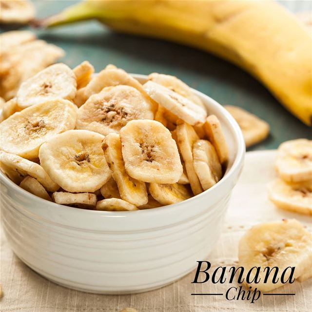 (На русском ⬇️)✅ BANANA CHIPOne of the top food sources of Vitamin B6,... (Ita-lee)