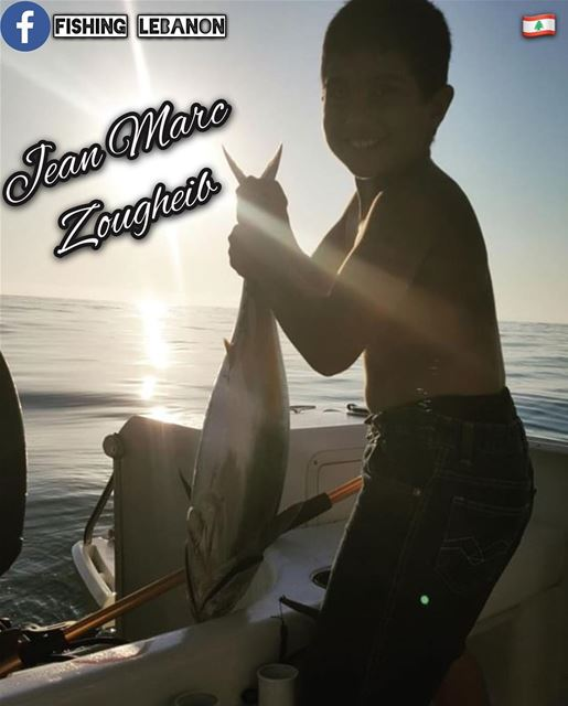 Jean Marc Zougheib @fishinglebanon - @instagramfishing @jiggingworld @whats (Tripoli, Lebanon)