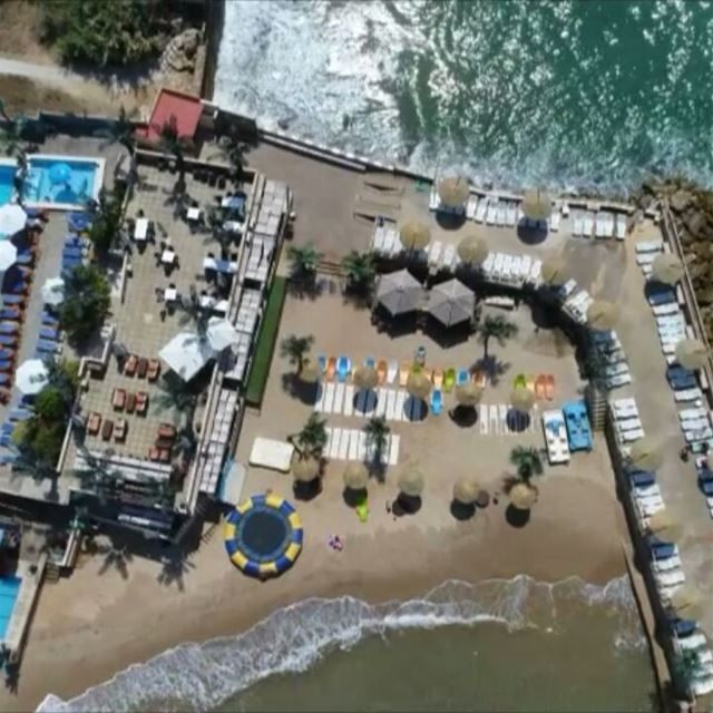 Lamedina Beach & Resort  Jounieh  Lebanon 78-823921 | 09-918484Entrance... (Joünié)