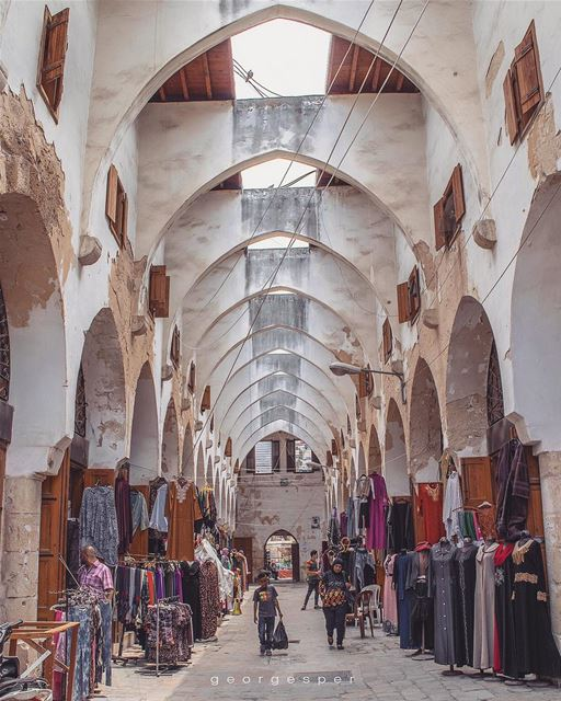 Best Eid Wishes • Tripoli Old Souks • Lebanon 🇱🇧..... photoshop ... (Tripoli, Lebanon)