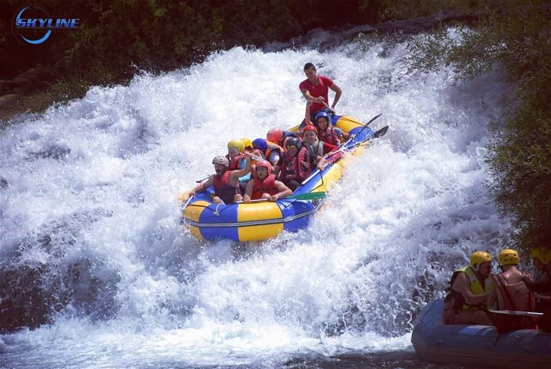 rafting  assiriver  summer  summervibes  livelovelebanon ...
