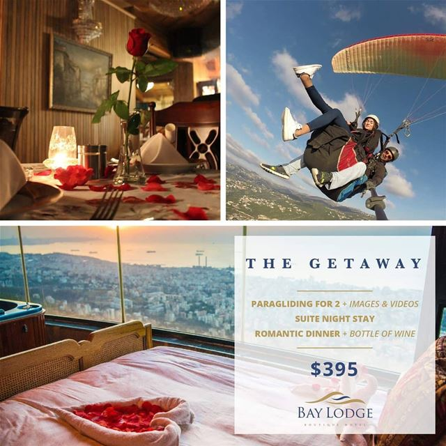 THE GETAWAY!- A trip to the clouds with @paraglidingclubthermique, the...