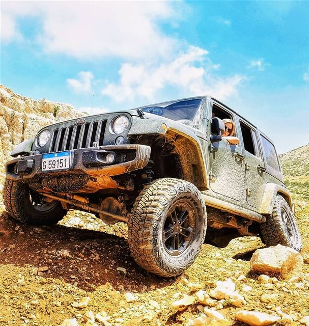 O|||||||O HER flexing  lebanon  offroading  offroad  theimaged ...
