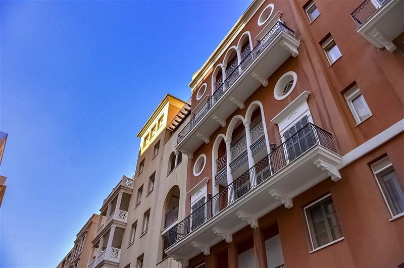 Saifi Village is a residential upscale neighbourhood in Beirut, Lebanon.... (Beirut, Lebanon)