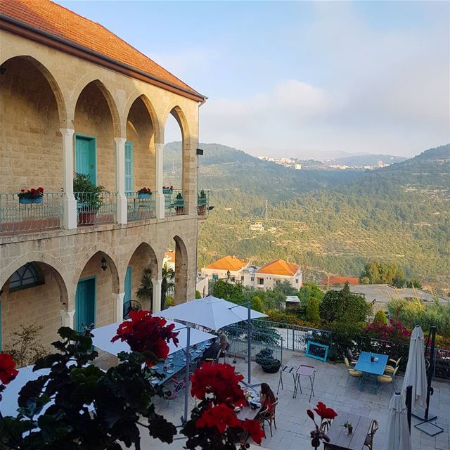 Lebanon, one of your best 2018 summer trip destination according to... (Deir al Oumara)